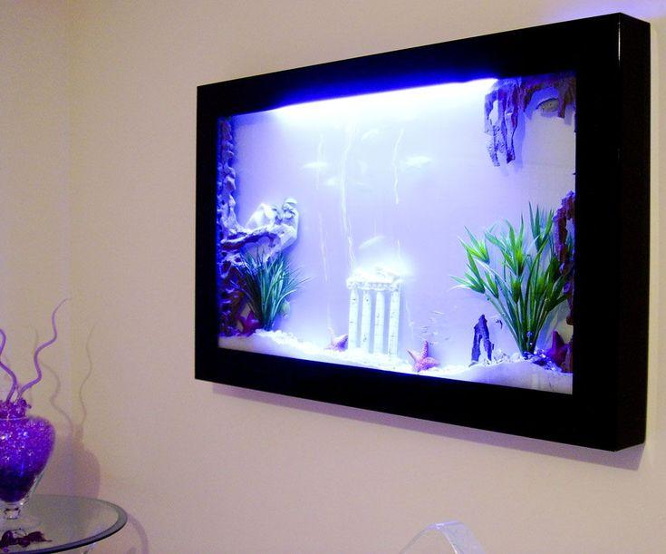 Les 25 meilleures idées de la catégorie Aquarium mural sur ...