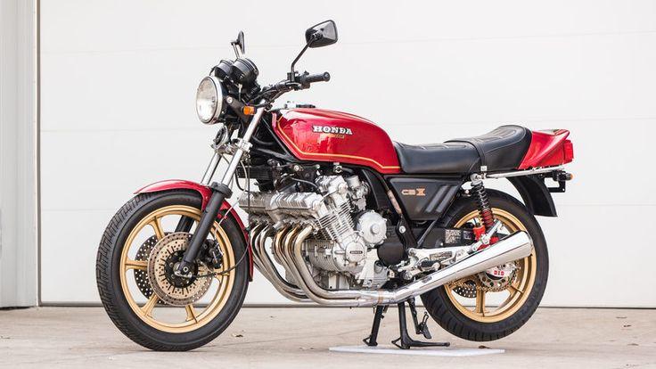 1979 Honda CBX - 8