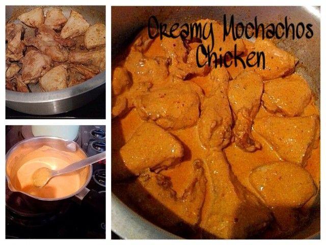 Creamy Mochachos Chicken