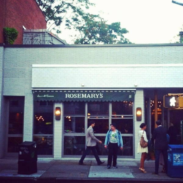 Rosemary's - West Village