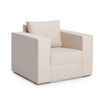 """Изысканно-сдержанный и от этого ничуть не менее современный дизайн модульной системы «Кванти», дополненный максимальным удобством и практичностью — оптимальный выбор для оформления просторной гостиной. Уникальный состав наполнителей и дополнительная спинка придают еще большего комфорта дивану во время сидения. Купить Пуф Blest """"Кванти"""" К1 недорого. Купить мебель. Интернет магазин мебели NaPolkah.com.ua"""