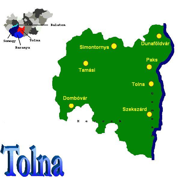 Tolnai Wine Region