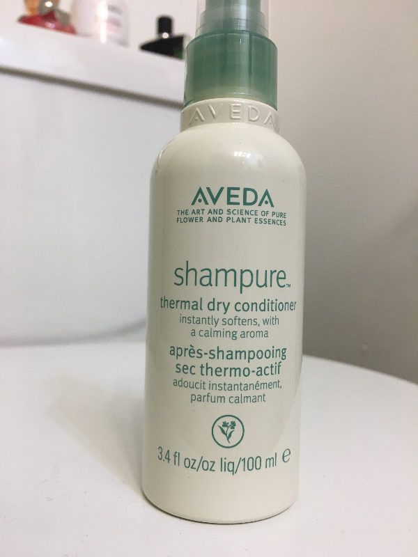 Review, Photos, Hairstyle Trend 2017, 2018: Aveda Shampure Thermal Dry Conditioner, Shampoo, Light The Way Candle