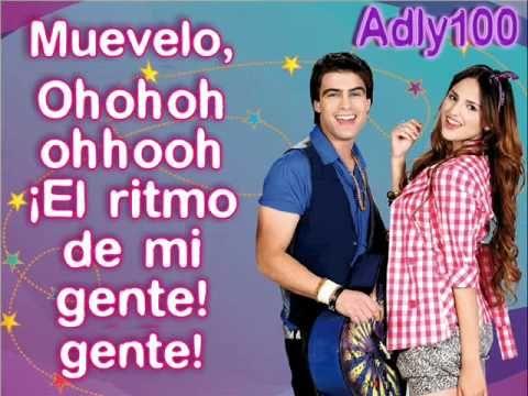 El Ritmo De Mi Gente - Sueña Conmigo - Con Letra - Eiza & Santiago!  HERMOSA ED DECIR POQUITOO!! @guerasnicar