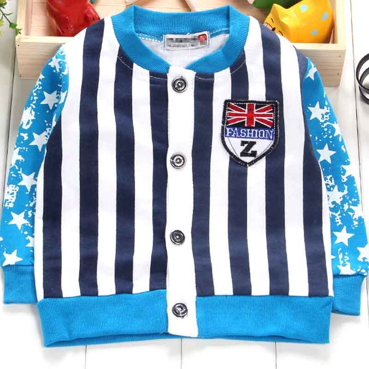 Find More Jackets & Coats Information about 9 30M Kids Spring NEW Fashion Stars Striped Baseball Jackets Boys Sport Jersey Children Unisex Cotton Toddlers Infant Baby Coats,High Quality jersey barcelona,China coat hood Suppliers, Cheap coat army from Witness the Growth of Children on Aliexpress.com
