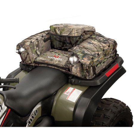 MOOSE Utility Division ATV Trailblazer Rear Storage Trunk 3505-0120