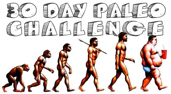 30 Day Paleo Challenge - I'm seriously considering this...