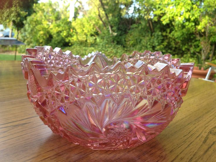 17 Best Images About Vintage Carnival Glass On Pinterest