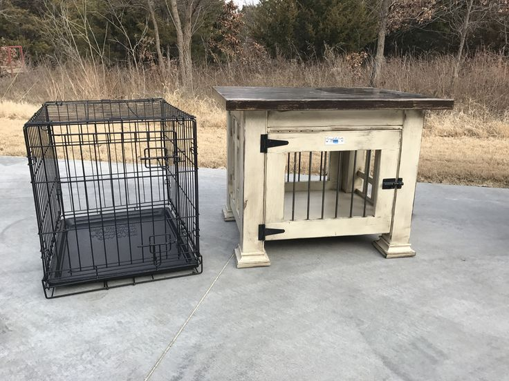 custom dog kennels or custom dog crates handcrafted any size even doubles with divided