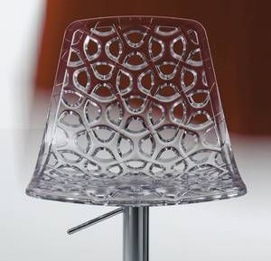 Tess Stool from Softline1979.com  Many colors available.
