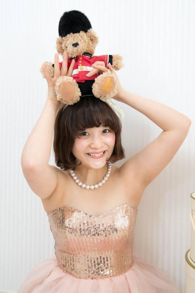 with bear...♪