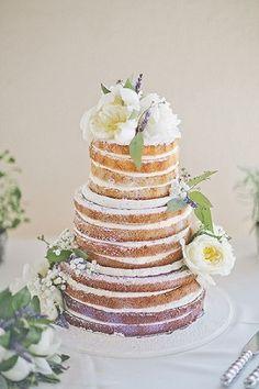 tendance mariage le naked cake, dessert de mariage original, tendance deco mariage  wedding, decoration, www.lamarieeencolere.com, tendances décoration mariage