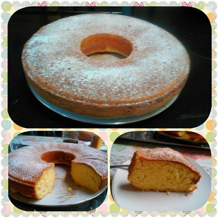 Torta de nata y queso