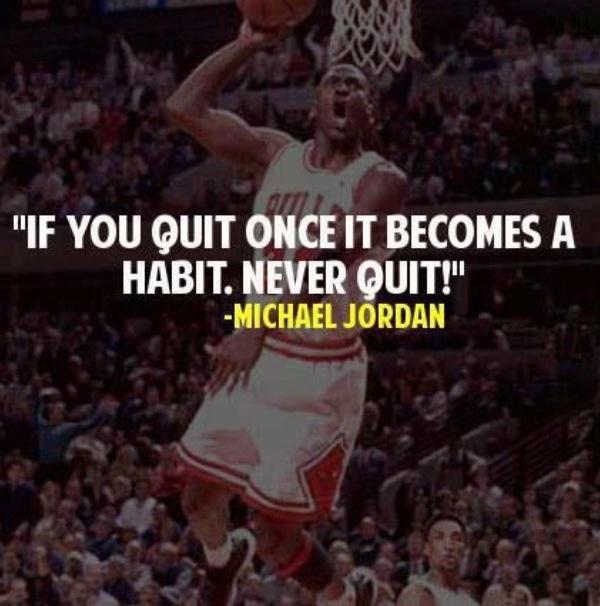 Michael Jordan Motivational Quotes About Life: Michael Jordan Quote