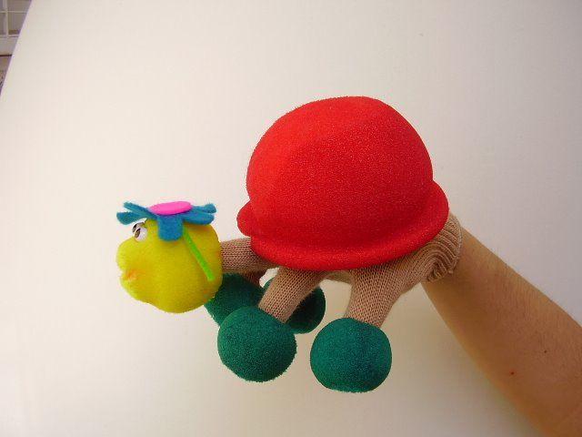 turtle glove