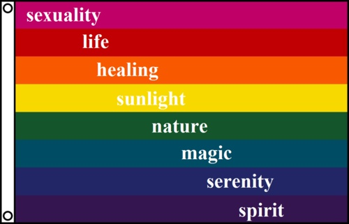 flag colours meaning