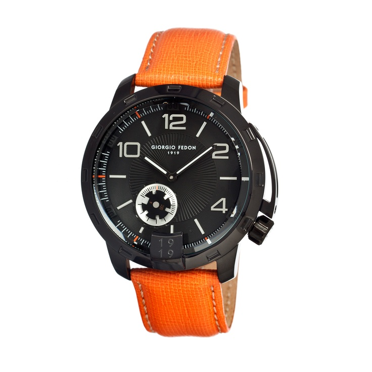 Timeless II Mens Watch // Black Case