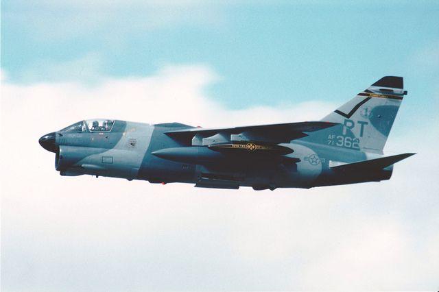 17 Best Images About Vought A-7 Corsair II On Pinterest
