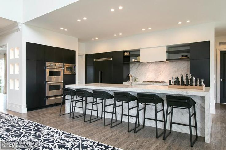 Zuiderwind Model-Kitchen- Line K at Willowsford in Ashburn VA by K