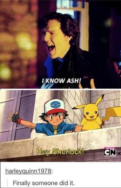 It's not Ash from the indigo league, but I still love it!!