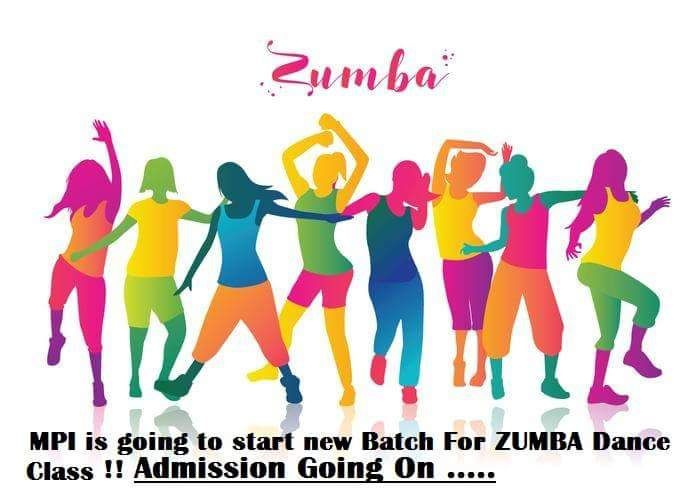 Mpi Is Going To Start New Batch For Special Zumba Dance Class All The Interested Candidates Are Requested To Visit Tol Zumba Workout Zumba Party Zumba