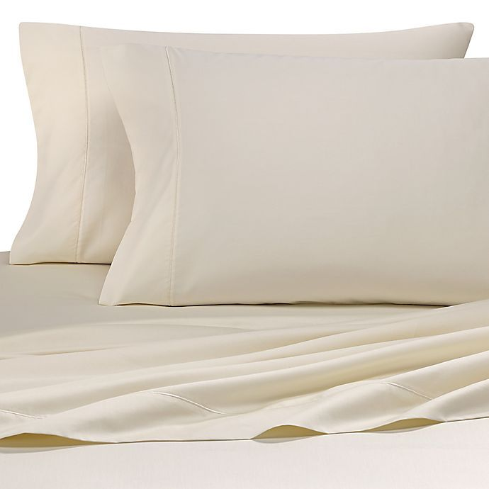 Wamsutta Pima 500 Thread Count Queen Sheet Set Bed Bath Beyond Sheet Sets Queen Wamsutta California King Sheet Sets