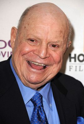 Don Rickles (born 1926), stand-up comedian, actor; pioneer of insult comedy
