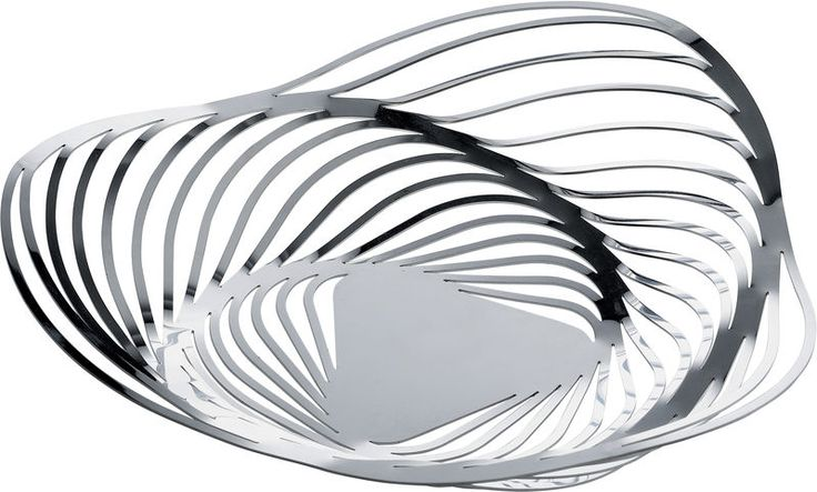 Trinity - Baskets and Fruit bowls Alessi