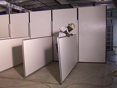 Commercial Dog Kennel Designs Installation Of Divider