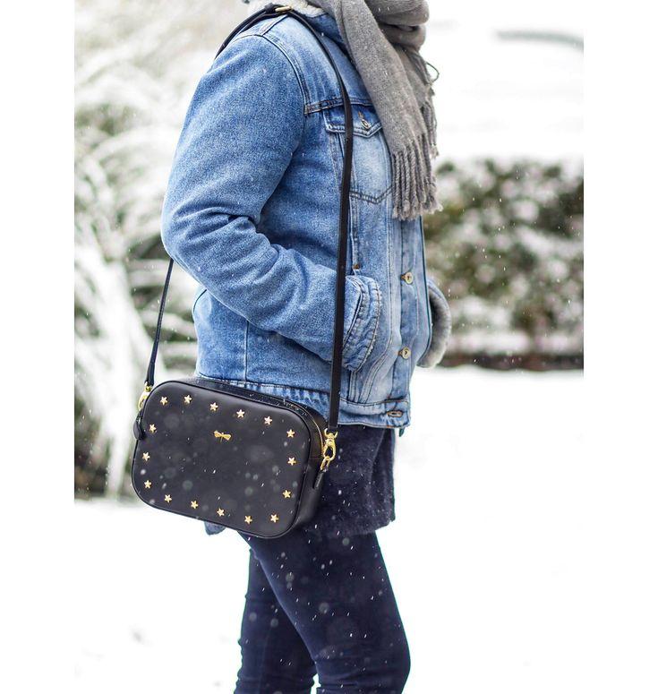 KAREN leather bag
