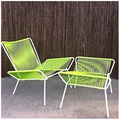 Unknown Palm Springs Style Rope Chair   Possibly Allan Gould | Furniture/Lighting  | Pinterest | Palm Springs Style, Palm Springs And Palm