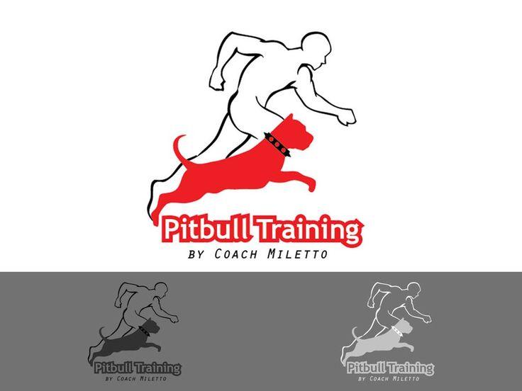 Logo for Pitbull Training - Very aggressive!!!! by rindaman