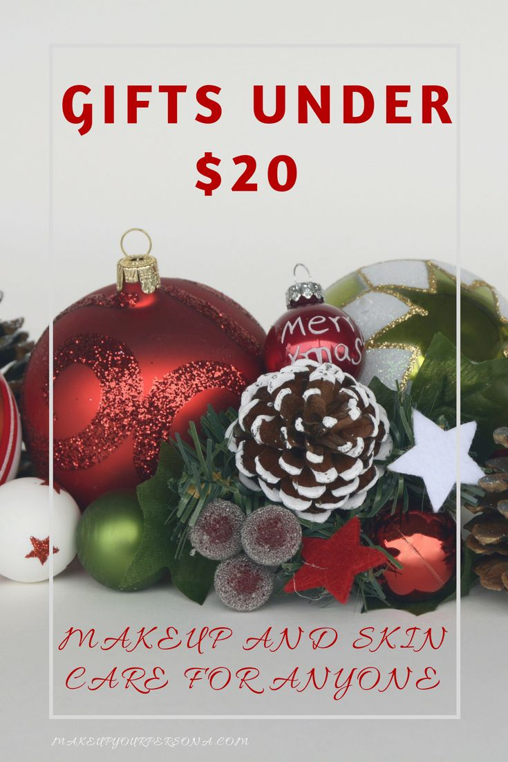 Christmas Gifts for under $20, Christmas gift ideas, Makeup Gift Ideas
