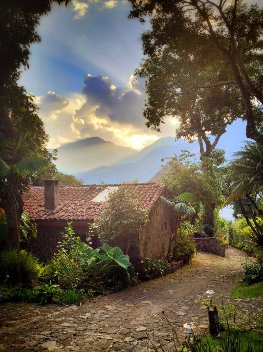 Santiago, Guatemala >> Back in Time » This photo is so fairytale-esque! I love it! Thanks for the awesome job @Bethany Salvon (BeersandBeans)Beans, we do love this #PinUpLive!
