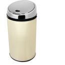 Morphy Richards 971498/MO Round Sensor Bin - Features:Contemporary style in either round or square shape30ltr - plenty of capacity for you disposal of wasteRobust steel body with chrome plated lid and coverChoice of colours and finishes to compl http://www.MightGet.com/january-2017-11/morphy-richards-971498-mo-round-sensor-bin-.asp