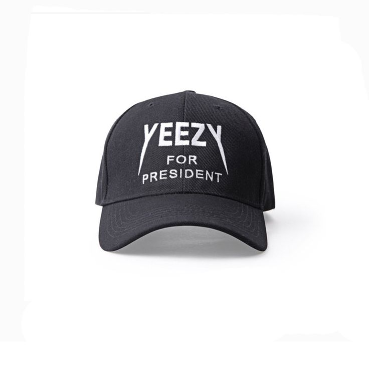 Yeezus Snapback Hats For Men Casquette Kanye West Yeezy Letter  Bone Fashion Hip Hop Baseball Cap  Mens Womens Gorras Adjustable