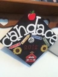 graduation cap decoration ideas teacher - Google Search