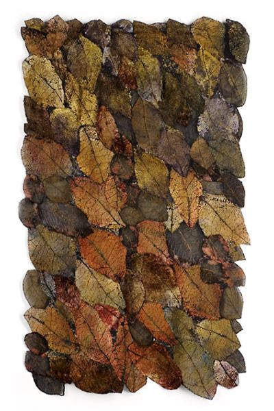 Lesley Richmond leaf cloth