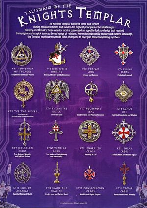 I.H.S.V. +++nnDnn+++ Latin: Pauperes commilitones Christi Templique Salomonici), commonly known as the Knights Templar, the Order of the Temple (French: Ordre du Temple or Templiers) or simply as Templars