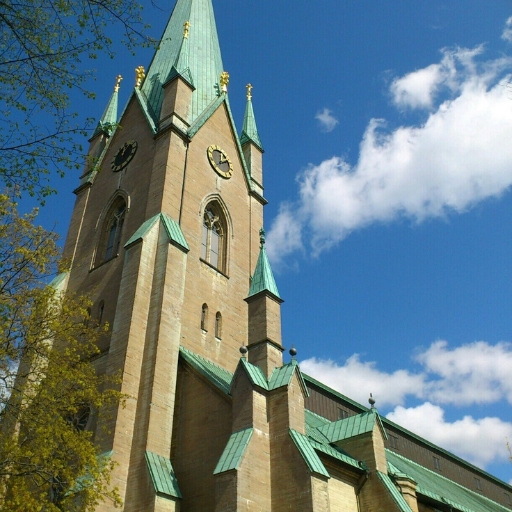 Linkoping Cathedral, Sweden