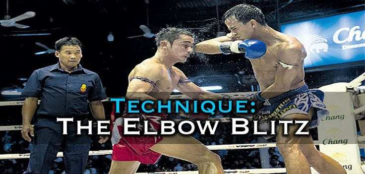 The Elbow Blitz. Created for the Savage at Heart. Tutorial Taught by: Marco Merlo of Spirit of Siam Gym, Chiang Mai, Thailand. We have seen fighters such as Melvin Manhoef [...]