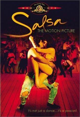 "Celia Cruz had a fitting role in the film ""Salsa""."