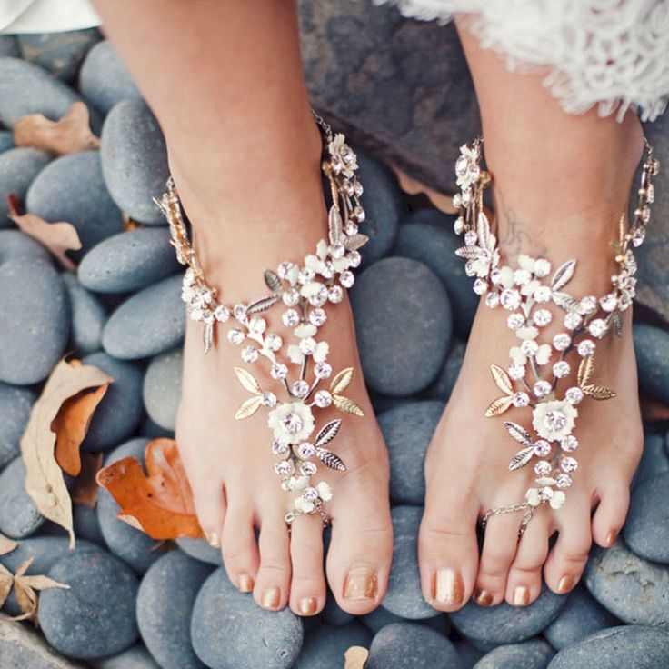 The 25 Best Beach Wedding Shoes Ideas On Pinterest Sandals Footwear And Barefoot