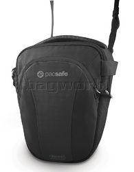 Pacsafe Camsafe V3 RFID Blocking Anti Theft Camera Toploader Bag Black 15120