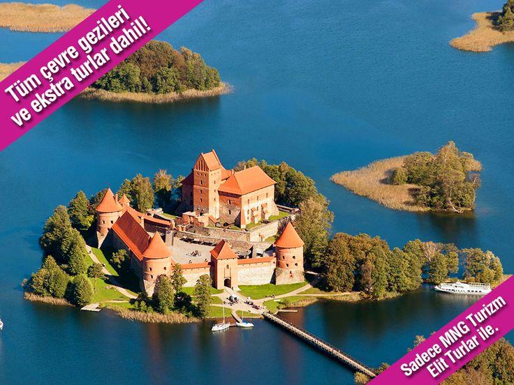 Baltık güzellerini görmeye gidiyoruz! Minsk, Vilnius, Riga, Tallinn ve Helsinki'yi kapsayan Baltıklar Turu tüm ekstra turlar ve çevre gezileri dahil sadece MNG Turizm Elit Turlar ile…