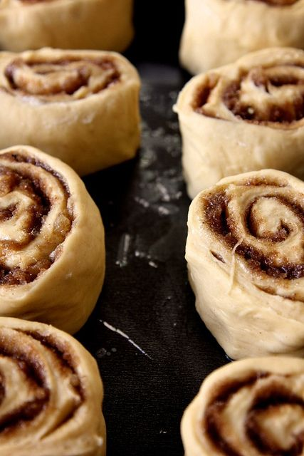 chai spiced cinnamon rolls by the worlds two greatest bloggers, joy ...