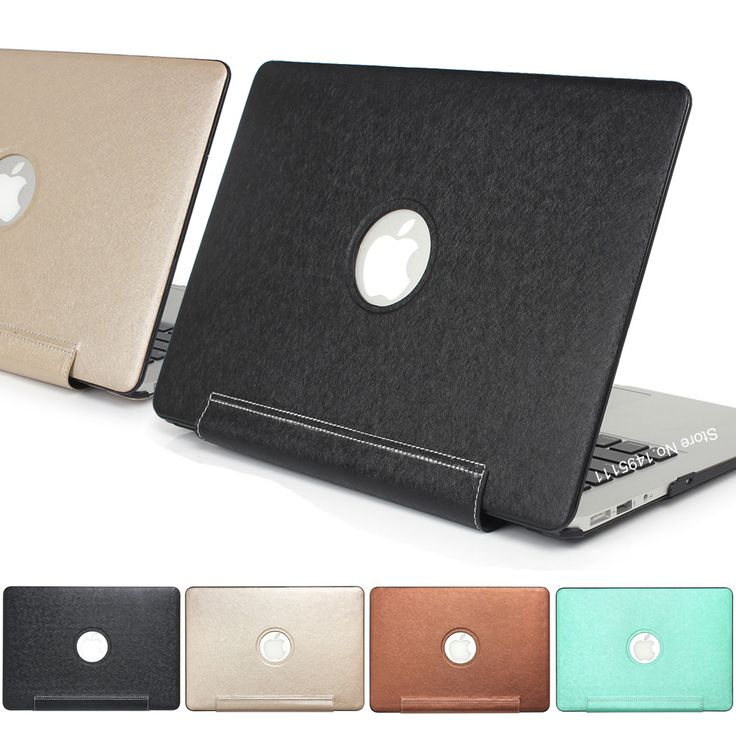 The of the latest popular colour of PU leather laptop case for apple MacBook Pro retina 11 12 13 15 13.3 inches for Mac book #Affiliate