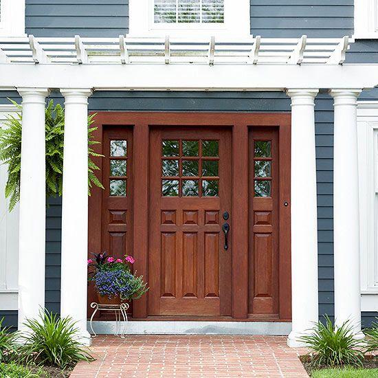 Best 25 Traditional Front Doors Ideas On Pinterest