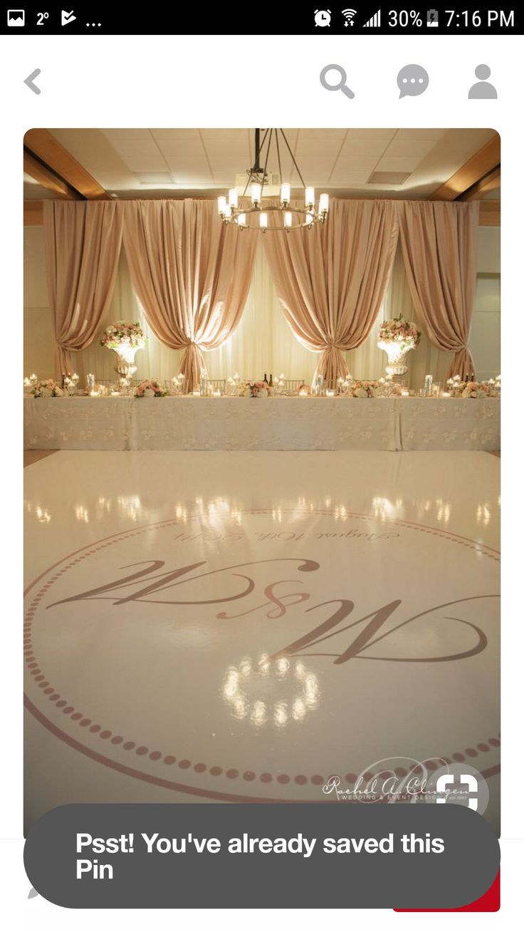 Wedding decorations for hall january 2019  best Wedding decorations images on Pinterest  Table centers