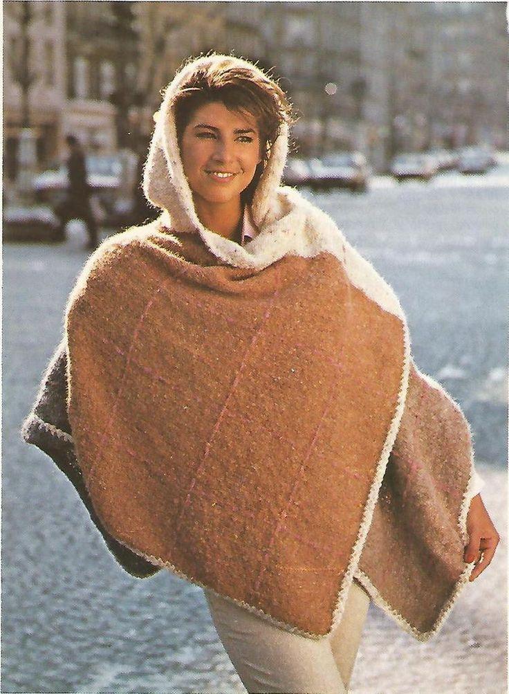Passe-couloir....chauffe épaule....cape....tout simplement un châle peut-être? Quelques jours d'absence de mon blog...le travail, le quotidien et....le tricot encore et toujours... Je suis toujours en pleine préparation de mes cadeaux de Noël...et comme...